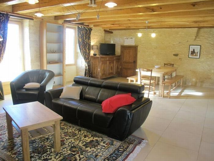 Holiday rentals Blanquefort-sur-Briolance - House - 4 persons - BBQ - Photo N° 1