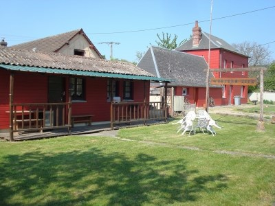 Location vacances Romilly-sur-Andelle -  Gite - 4 personnes - Barbecue - Photo N° 1