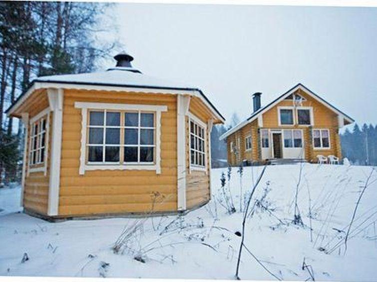 Studio pour 1 personnes à Tuusniemi