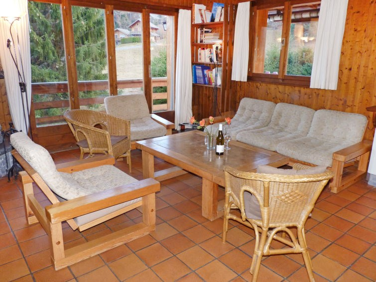 Location vacances Leytron -  Maison - 10 personnes -  - Photo N° 1