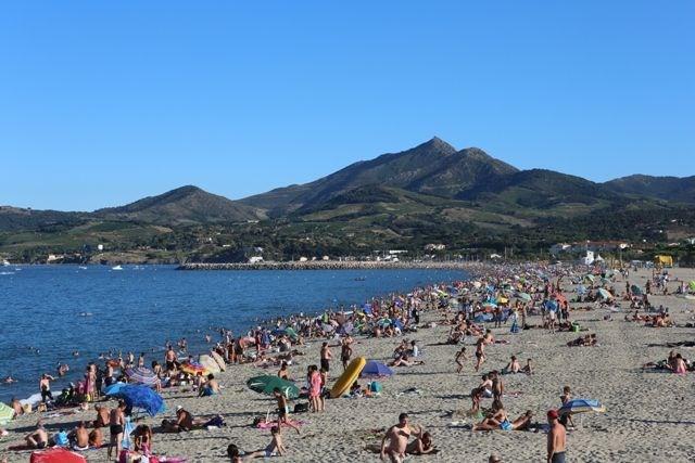 Argeles Sur Mer (66) - Plage Nord - Résidence Les Boramars
