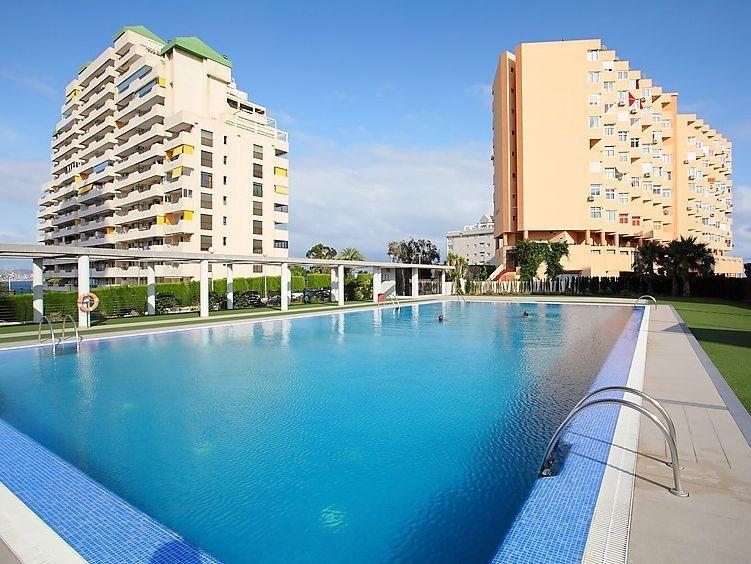 Location vacances Calp -  Appartement - 2 personnes - Câble / satellite - Photo N° 1