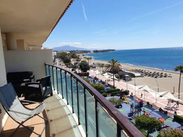 Location vacances Estepona -  Appartement - 8 personnes - Télévision - Photo N° 1