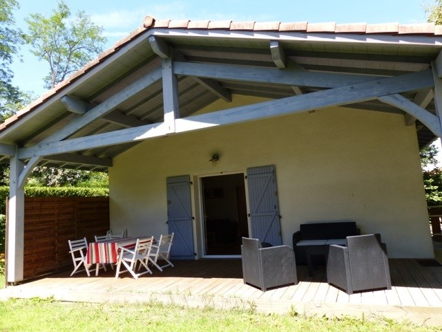 Holiday rentals Tarnos - House - 4 persons - BBQ - Photo N° 1
