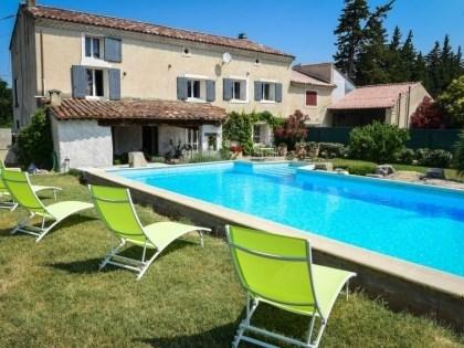 Location vacances Pernes-les-Fontaines -  Maison - 9 personnes - Jardin - Photo N° 1