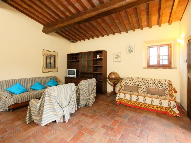 Appartement pour 3 à Greve in Chianti