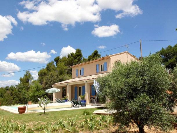 Location vacances La Verdière -  Maison - 10 personnes - Barbecue - Photo N° 1