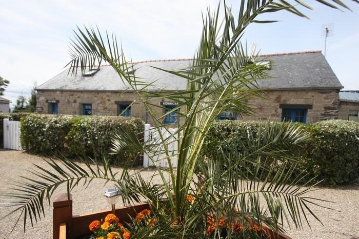Location vacances Plomodiern -  Gite - 4 personnes -  - Photo N° 1