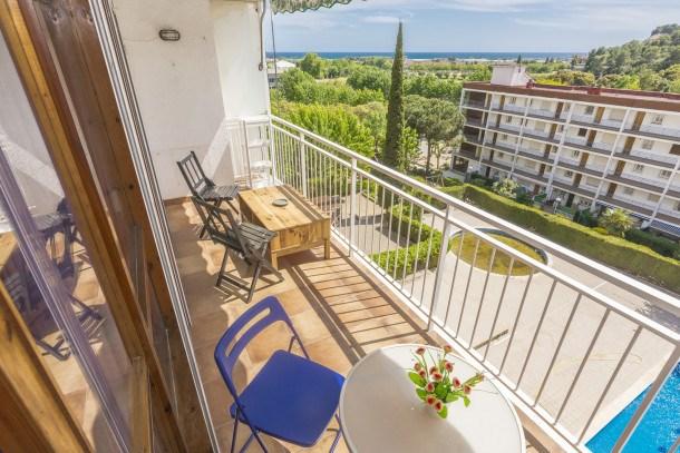 Location vacances Santa Susanna -  Appartement - 4 personnes - Télévision - Photo N° 1