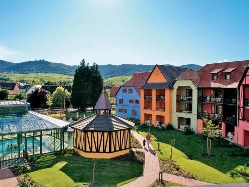 Résidence Le Clos d'Eguisheim - Appartement 2 pièces 4/5 personnes Supérieur