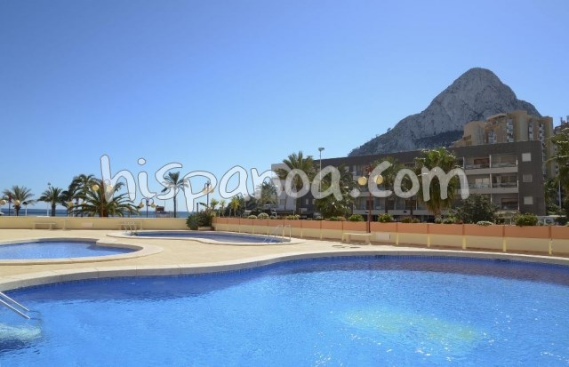 Apartment for 4 ppl. with pool, Calp