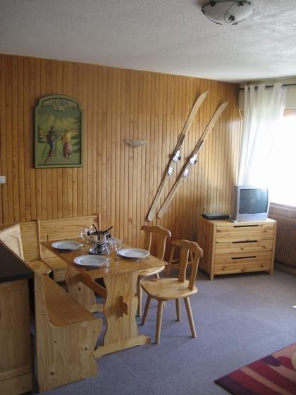 Appartement pour 5 pers. avec piscine, Les Rousses