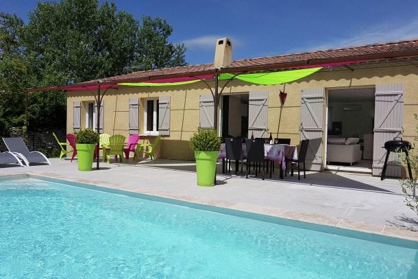 Location vacances Lirac -  Maison - 6 personnes - Barbecue - Photo N° 1