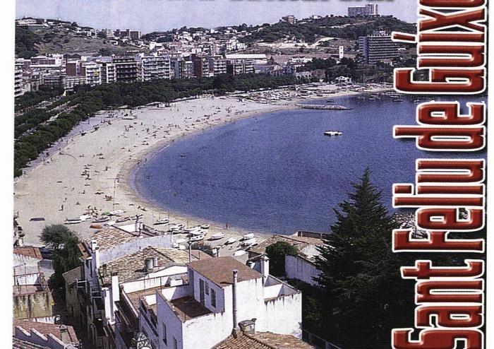 Location vacances Sant Feliu de Guíxols -  Appartement - 6 personnes - Salon de jardin - Photo N° 1