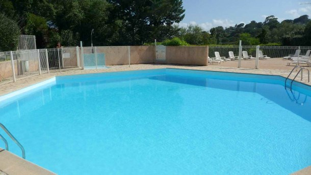 Location vacances Sainte-Maxime -  Appartement - 6 personnes - Chaise longue - Photo N° 1