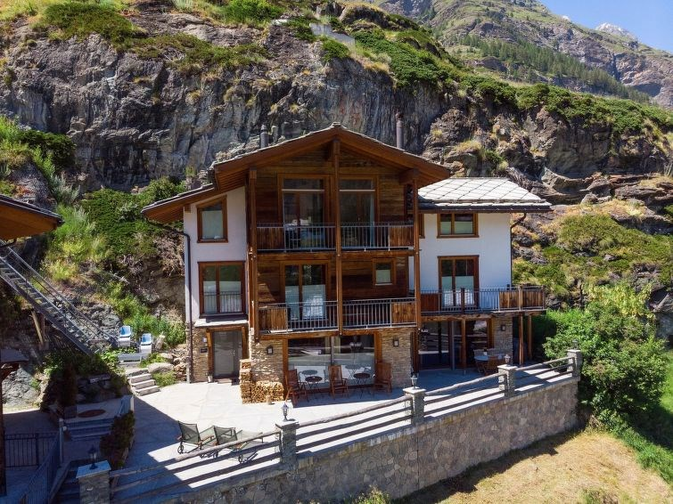 Location vacances Zermatt -  Appartement - 8 personnes -  - Photo N° 1