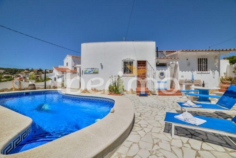 Villa avec piscine à Benissa pour 8 personnes - 4 chambres