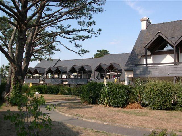Location vacances Carnac -  Appartement - 4 personnes - Salon de jardin - Photo N° 1