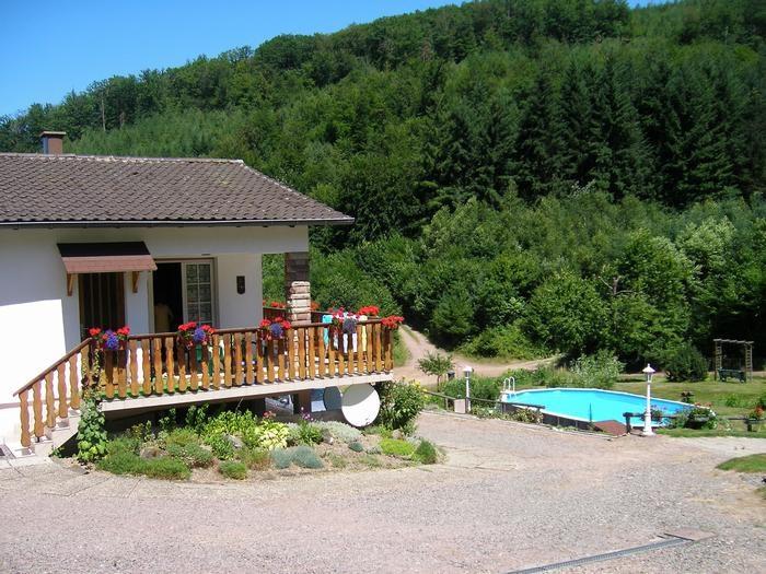 Location vacances Muhlbach-sur-Bruche -  Gite - 2 personnes - Barbecue - Photo N° 1