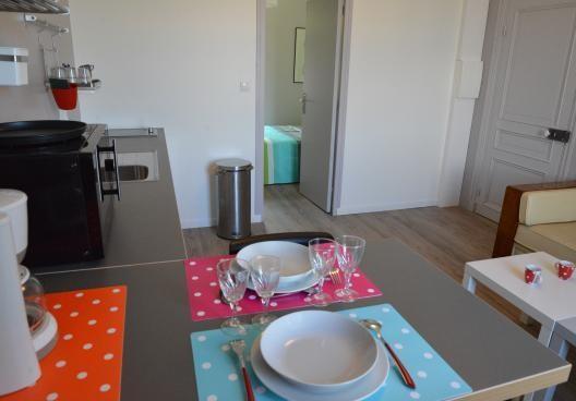 Location vacances Le Conquet -  Appartement - 2 personnes - Télévision - Photo N° 1