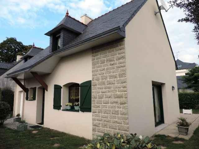 Agréable villa au centre de Beg Meil