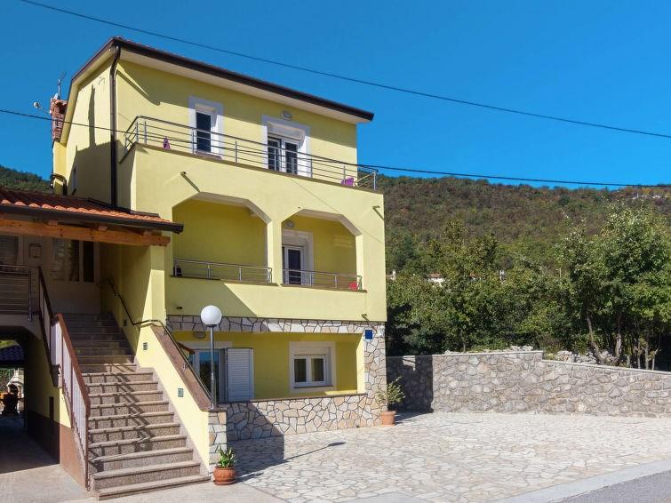Appartement pour 2 personnes à Mošćenička Draga