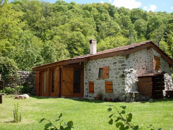 Location vacances Mercus-Garrabet -  Maison - 2 personnes - Barbecue - Photo N° 1