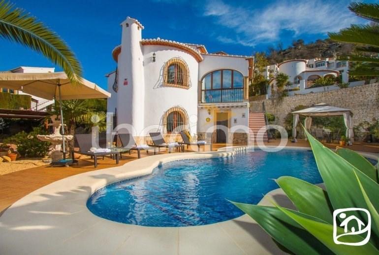 Villa avec piscine à Benitachell pour 6 personnes - 3 chambres