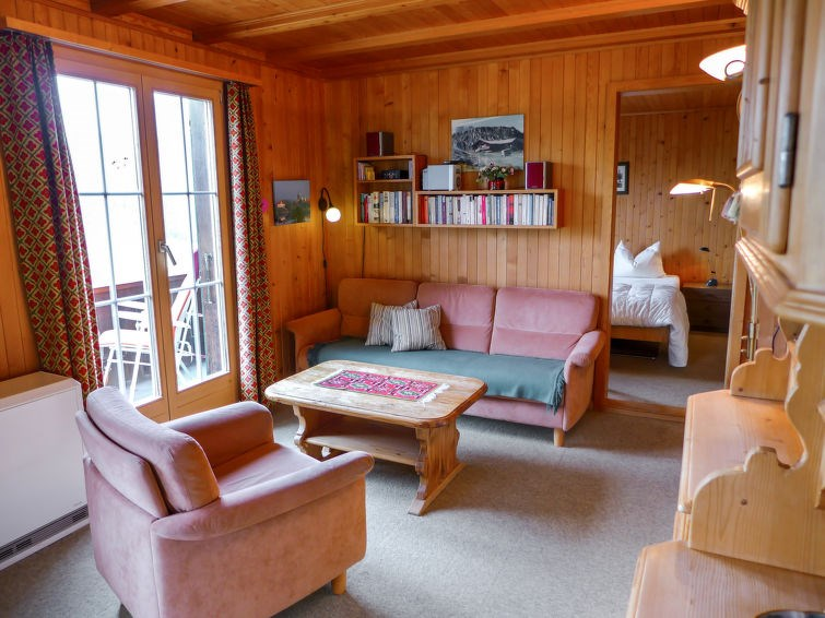 Location vacances Lenk -  Maison - 4 personnes -  - Photo N° 1