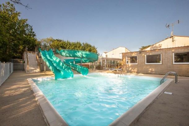 Camping les Alouettes - Mobil-home Excellence (3 chambres) 34 m² + terrasse bois (Nouveauté 2019)