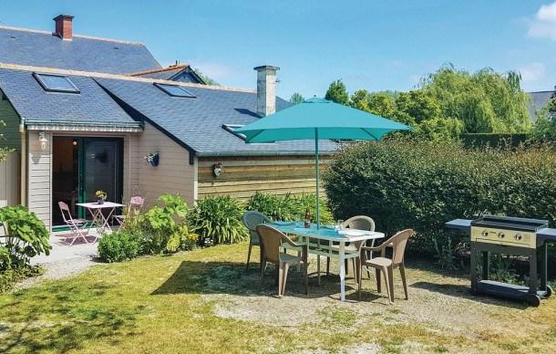 Location vacances Mont-Dol -  Maison - 4 personnes - Barbecue - Photo N° 1