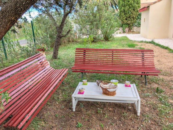 Location vacances Agde -  Maison - 4 personnes - Barbecue - Photo N° 1