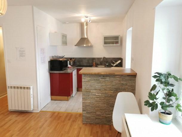 Location vacances Concarneau -  Appartement - 2 personnes - Télévision - Photo N° 1