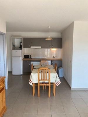 Appartement 3 pièces, 6 couchages, Narbonne Plage