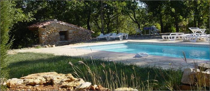 Location vacances Le Thoronet -  Maison - 6 personnes - Barbecue - Photo N° 1