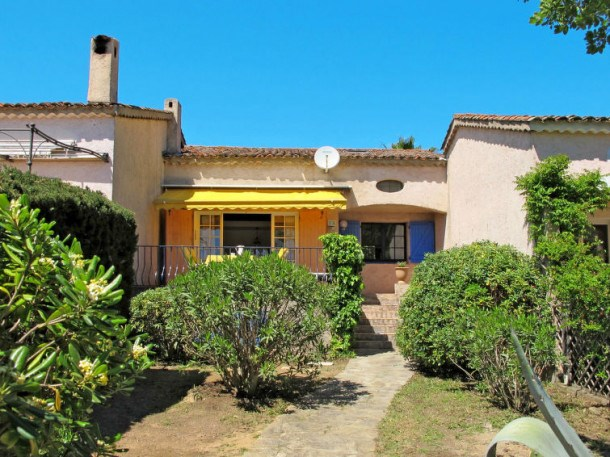Location vacances Grimaud -  Maison - 4 personnes - Barbecue - Photo N° 1