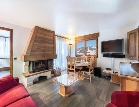 Location vacances Megève -  Appartement - 6 personnes - Télévision - Photo N° 1