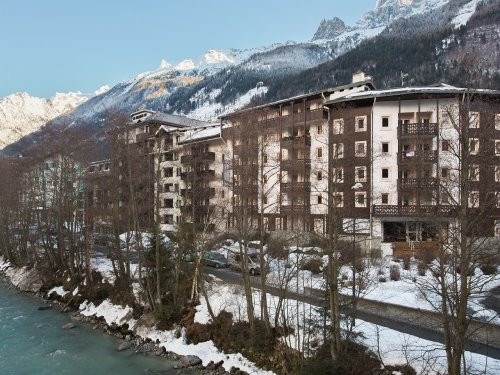 Location vacances Chamonix-Mont-Blanc -  Appartement - 4 personnes - Table de ping-pong - Photo N° 1