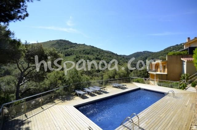 House for 7 ppl. with pool, Begur