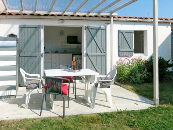 Location vacances Talmont-Saint-Hilaire -  Maison - 2 personnes - Barbecue - Photo N° 1