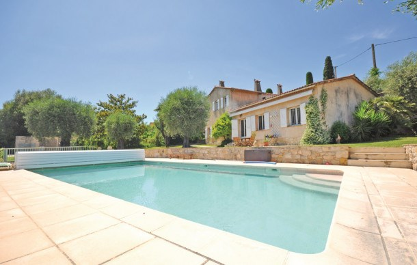 Location vacances Grasse -  Maison - 9 personnes - Barbecue - Photo N° 1