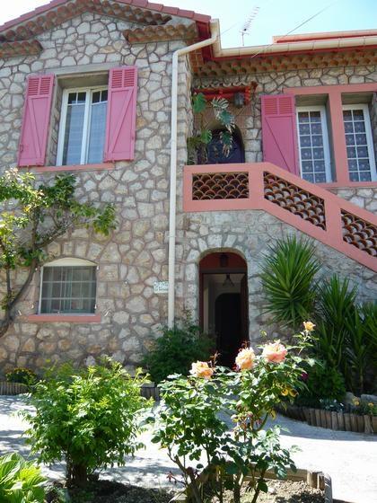 Location vacances Saint-Jeannet -  Appartement - 4 personnes - Barbecue - Photo N° 1