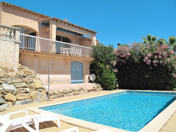Location vacances Sainte-Maxime -  Maison - 8 personnes - Table de ping-pong - Photo N° 1