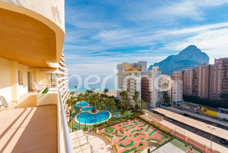 Location vacances Calp -  Appartement - 6 personnes - Barbecue - Photo N° 1