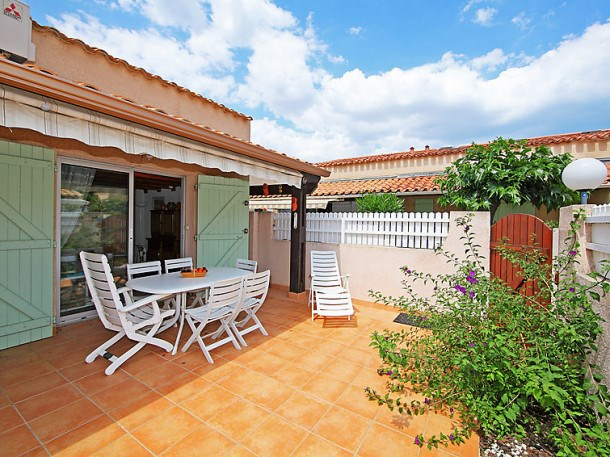 Location vacances Agde -  Appartement - 6 personnes - Barbecue - Photo N° 1
