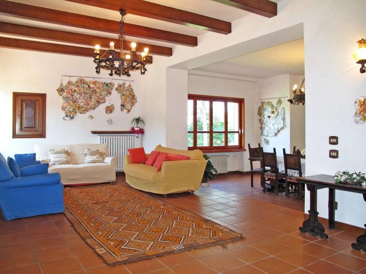 Studio pour 12 personnes à San Miniato