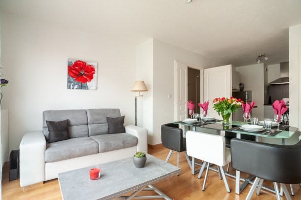 Location vacances Colmar -  Appartement - 2 personnes - Jardin - Photo N° 1