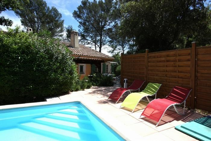 Holiday rentals Trans-en-Provence - House - 8 persons - BBQ - Photo N° 1