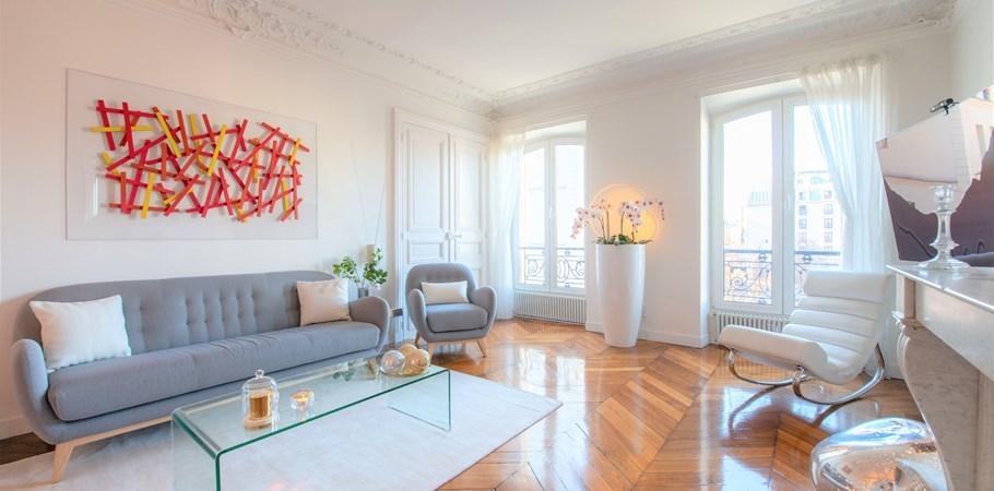 Location vacances Paris 1er Arrondissement -  Appartement - 4 personnes - Câble / satellite - Photo N° 1