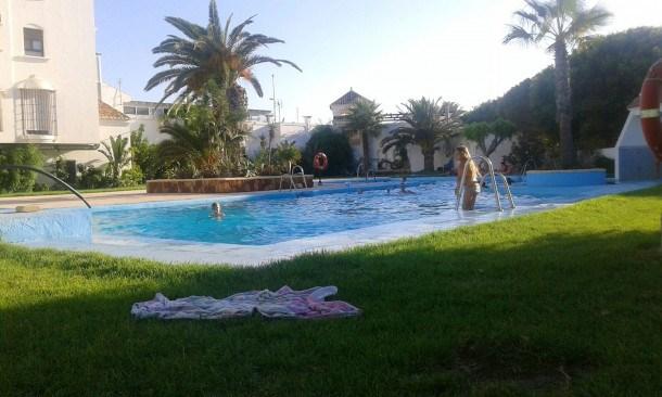 Location vacances Roquetas de Mar -  Appartement - 4 personnes - Lecteur DVD - Photo N° 1
